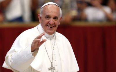 Rencontre du Pape avec les pretres du Diocese de Créteil