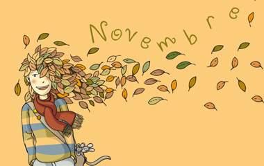 Novembre à Saint Christophe