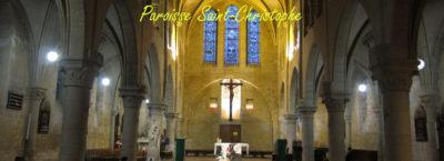 Eglise Saint-Christophe - Lumière