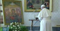 Coronavirus : la prière à Marie du pape François