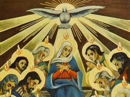 Messe dominicale de la Pentecôte