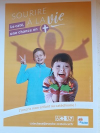 Catéchèse spécialisée pour les enfants porteur d'un handicap