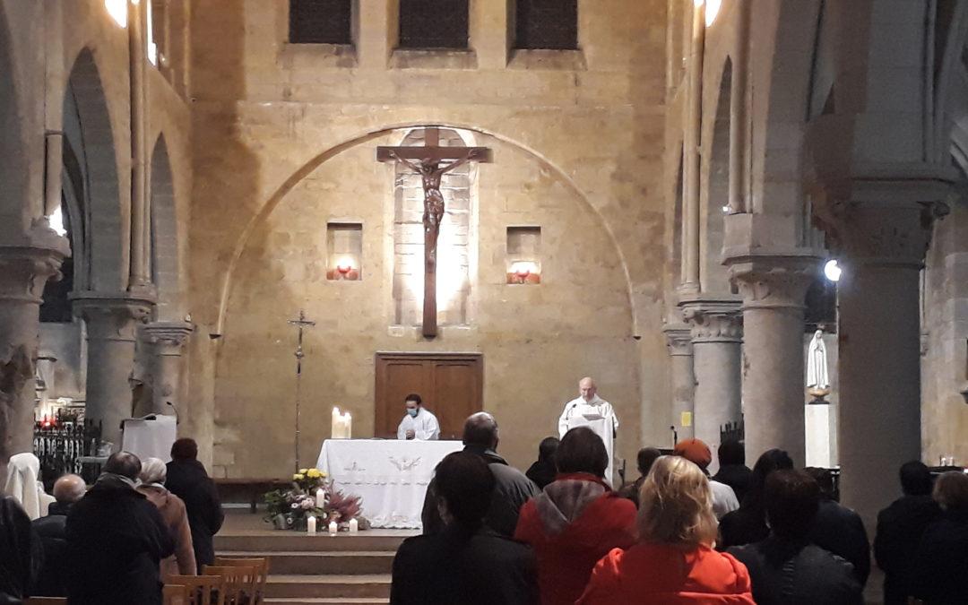 Horaires des messes et accueils à compter du lundi 18 janvier 2021