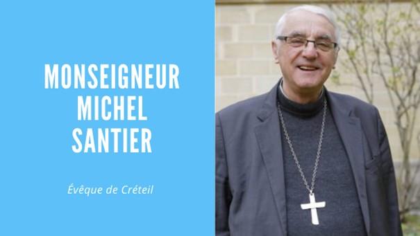 Communiqué de Monseigneur Michel Santier Evêque de Créteil : message aux diocésains