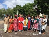 Photos de la messe de la Pentecôte – L'union de nos différences